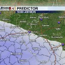 Monday SNOW: Get Ready For LOUSY Driving In Appalachia.