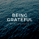 Being Grateful. Plus some Monday love!