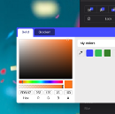 Ludus just got its very own color picker