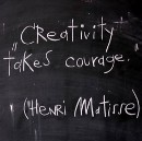 """Writing and the Creative Life: """"Twelve Things You Were Not Taught in School About Creative Thinking…"""