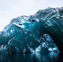 How I Got to See an Upside-Down Iceberg