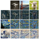 Neural Artistic Style Transfer: A Comprehensive Look