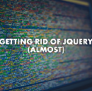 Lazy-loading jQuery with webpack only when you need it