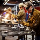 Forging and Welding an Education