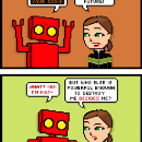 Tonight's comic is about your worst enemy.