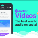 Introducing Anchor Videos: the best way to share audio on social media