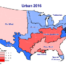 No, the Divide in American Politics Is Not Rural vs. Urban, and Here's the Data to Prove It