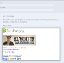 What our email signatures say about us