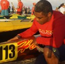 As he prepares for his 7th Moloka'i Hoe, veteran paddler Tevita Moce talks about why this race is…
