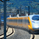 These are the world's fastest trains