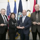 Three Picatinny Arsenal retirees inducted into Ammunition Hall of Fame