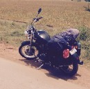 #MotorcycleDiaries Bangalore to Goa in a day (671 kms)