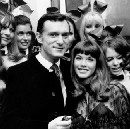 Hugh Hefner was a feminist (if you believe feminism is pretty women having sex with you)