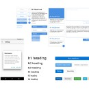 How to use the UI kit in the interface?