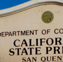 My first day at San Quentin State Prison