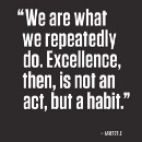 The 1% Rule for Creating All Habits