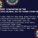 KDI, the Top Think Tank in Asia for the last 4 years