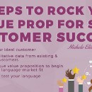 5 Steps To Rock Your Value Prop for SaaS Customer Success ft. Morgan Brown (@morganb)