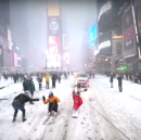 The Times Square snowboarding video: Why it went viral