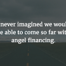 A founder's guide to working with angel investors