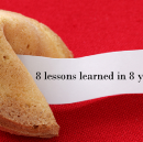 8 Valuable Lessons Learned in 8 Years of SEO Consulting