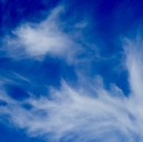 Mares' Tails Over Montana #aphotoaday