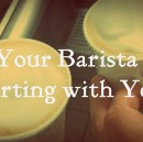 Is Your Barista Flirting with You?