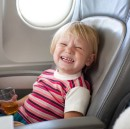 Should there be a separate section for children in flights?