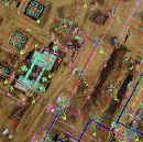 Compare Design Plans and Drone Maps with New Overlay Tool