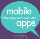 32 latest mobile app trends 2017 that will change the way you do business