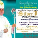 An Invitation: Silver Jubilee Celebration of Bishop P. Okpaleke