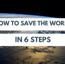 How We Will Save The World