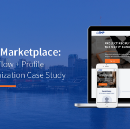 Talent Marketplace — UX case study