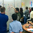 Four days, a room-full of designers, and one wicked problem