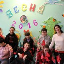 "Fidanjik Center makes and celebrates ""Martisor"""