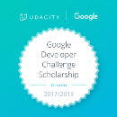 The Google Developer Challenge Scholarship and me — the long story of why I feel like a superhero…
