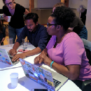 How to work together to support women in technology