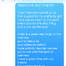 Modern Luv — A Predictive Text Poem