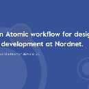 An Atomic workflow for design & development at Nordnet.