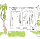 A Day Drawing At The White House