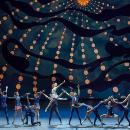 Aim at perfection, no. But embrace your style 100%. Lessons learned from watching the NYC Ballet.