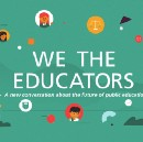 We The Educators — a personal perspective