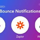 Announcing: Email Bounce Notifications in Churn Buster (via Zapier, Slack, and Webhooks)