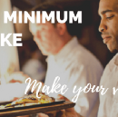 WHY FOOD SERVICES & RESTAURANTS DO WELL IF MINIMUM WAGES GO HIGHER