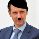 Breaking News — Assad Now Sporting Tiny Mustache, Wants To Invade Poland