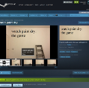 Watch Paint Dry: How I got a game on the Steam Store without anyone from Valve ever looking at it.