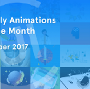 Lovely Animations of the Month — October 2017