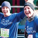 Teaming Up for a Healthier Generation at the NYC Marathon
