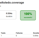Setting up an unified coverage report in Android with Jacoco, Robolectric, and Espresso