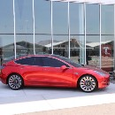 The Photos of the Tesla Model 3 You Haven't Seen